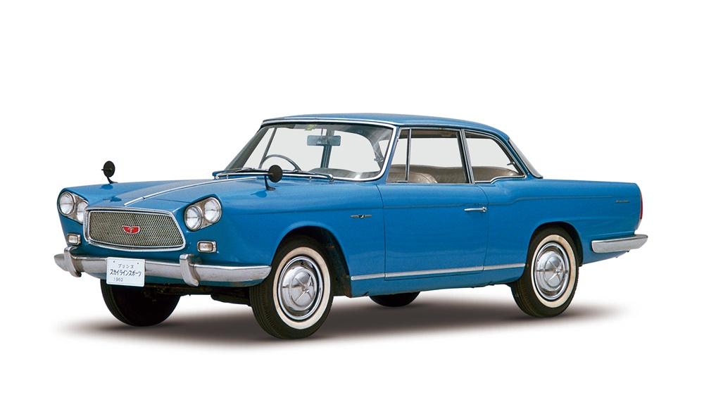 Prince Skyline Sport Coupe