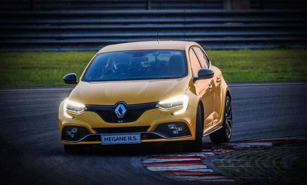 Renault Megane R.S. 280 Cup