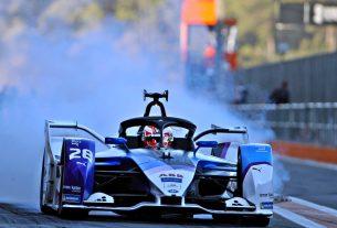 BMW i Andretti Motorsports Team