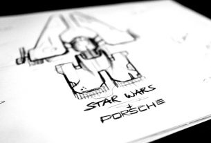 Star Wars and Porsche