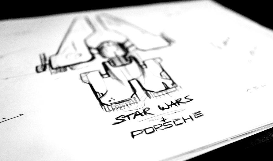 Star Wars and Porsche
