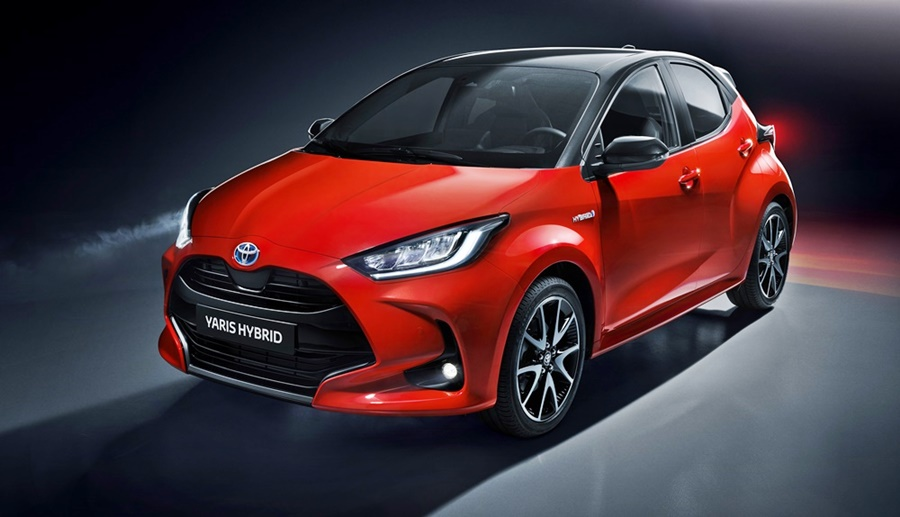 4th Generation Toyota Yaris For Europe And Japan Unveiled Today News And Reviews On Malaysian Cars Motorcycles And Automotive Lifestyle
