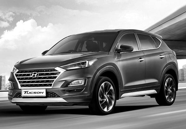 2019 Hyundai Tucson 3rd generation