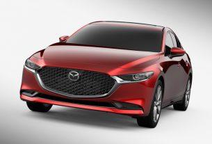 2019 Mazda3 Car of The Year
