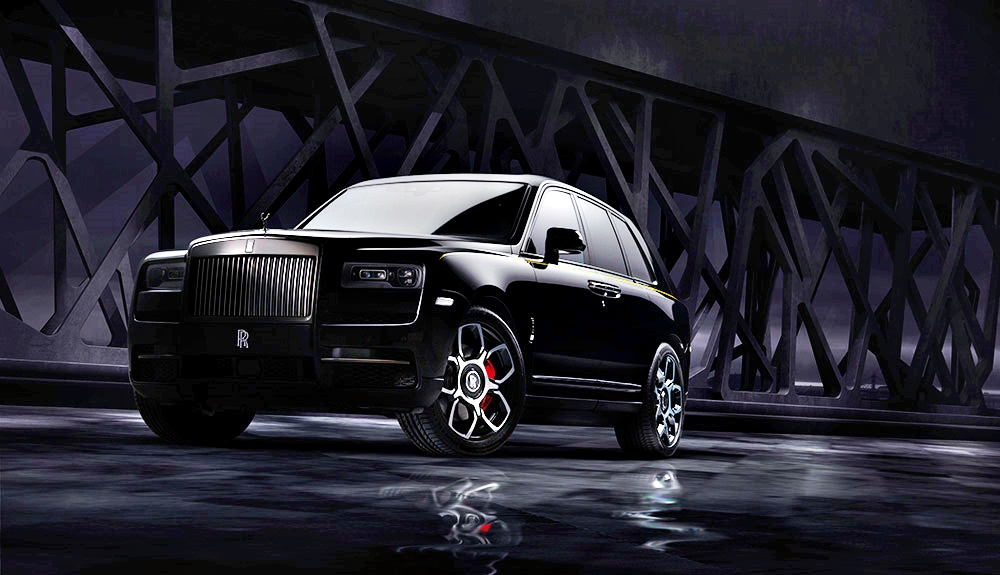 2019 Rolls-Royce Black Badge Cullinan