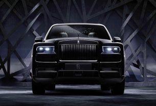 2019 Rolls-Royce Black Badge Cullinan