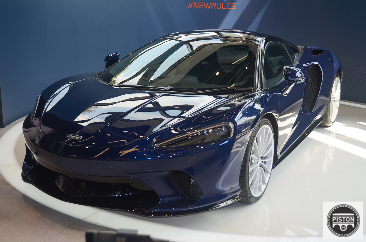 2020 Mclaren Gt Launched In Malaysia Rm908 000 News And Reviews On Malaysian Cars Motorcycles And Automotive Lifestyle