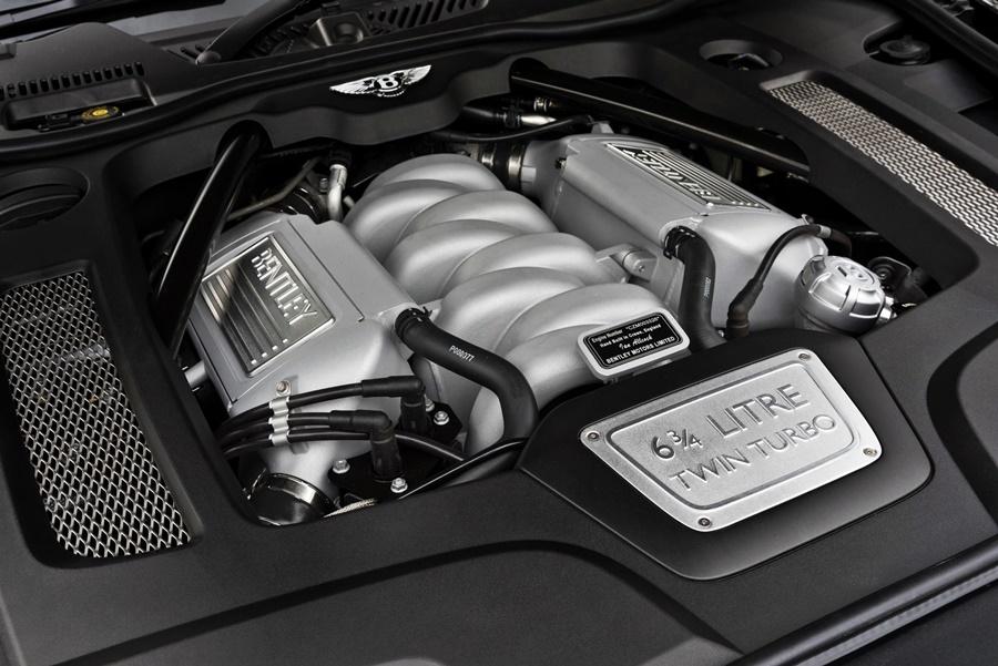 60 years of Bentley V8