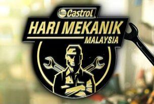 Castrol Hari Mekanik Malaysia 2020