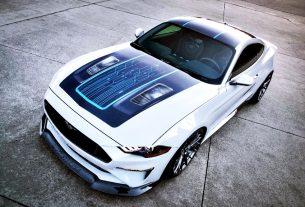 Mustang Lithium 2019