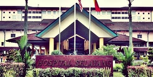Hospital Selayang November 17 2019