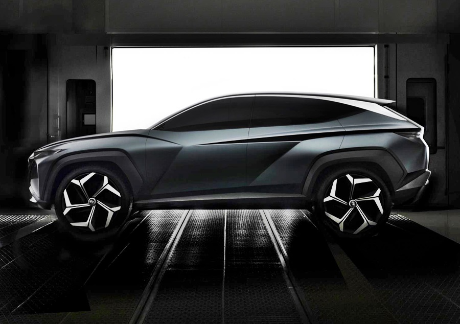 2019 Hyundai Vision T Concept