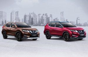 Nissan X-Trail Aero Edition & X-Tremer