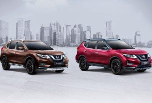 Nissan X-Trail Aero Edition & X-Tremer