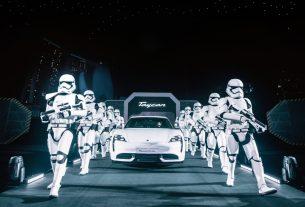 Porsche Taycan Asia-Pacific launch