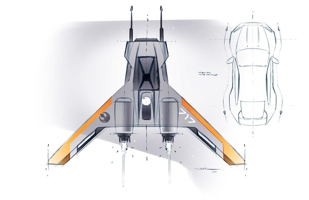 Porsche Starship