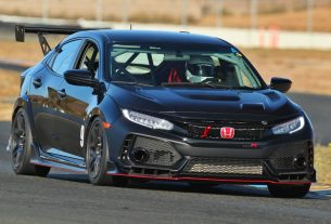 2020 Honda Civic Type R TC