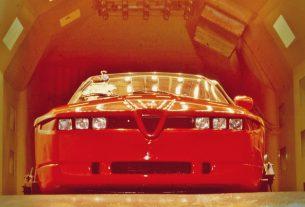 Alfa Romeo SZ 1987