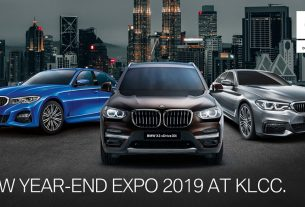 BMW Year End EXPO