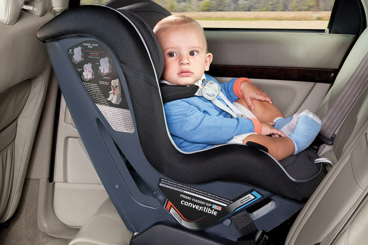 BMW childseat