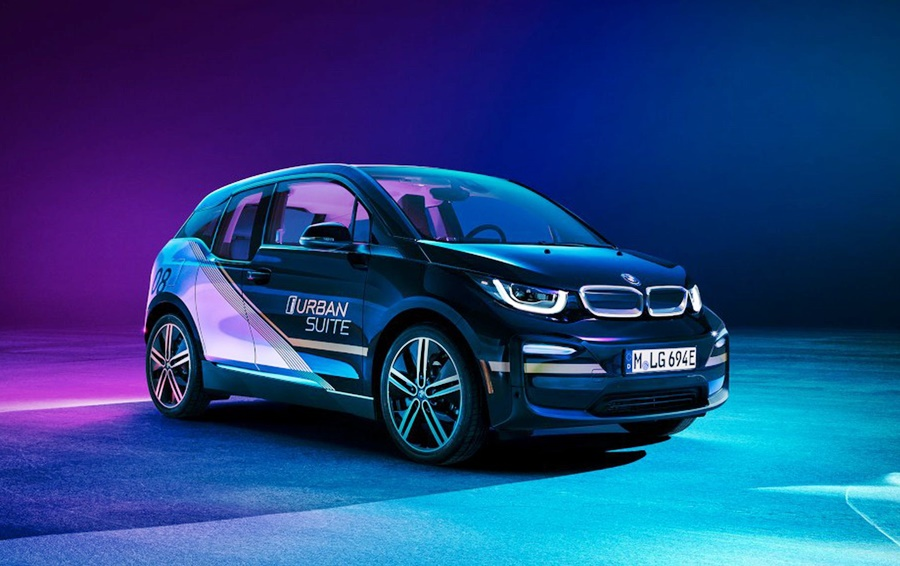 BMW i3 Urban Suite CES 2020