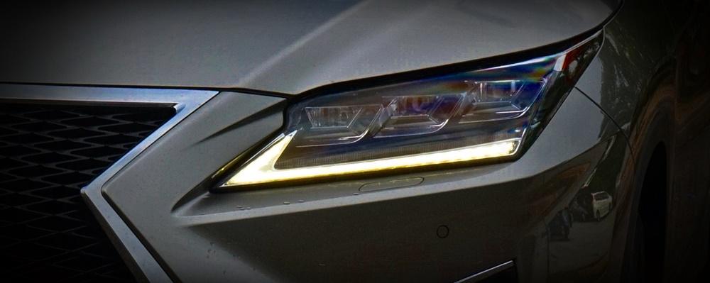 Lexus DRL