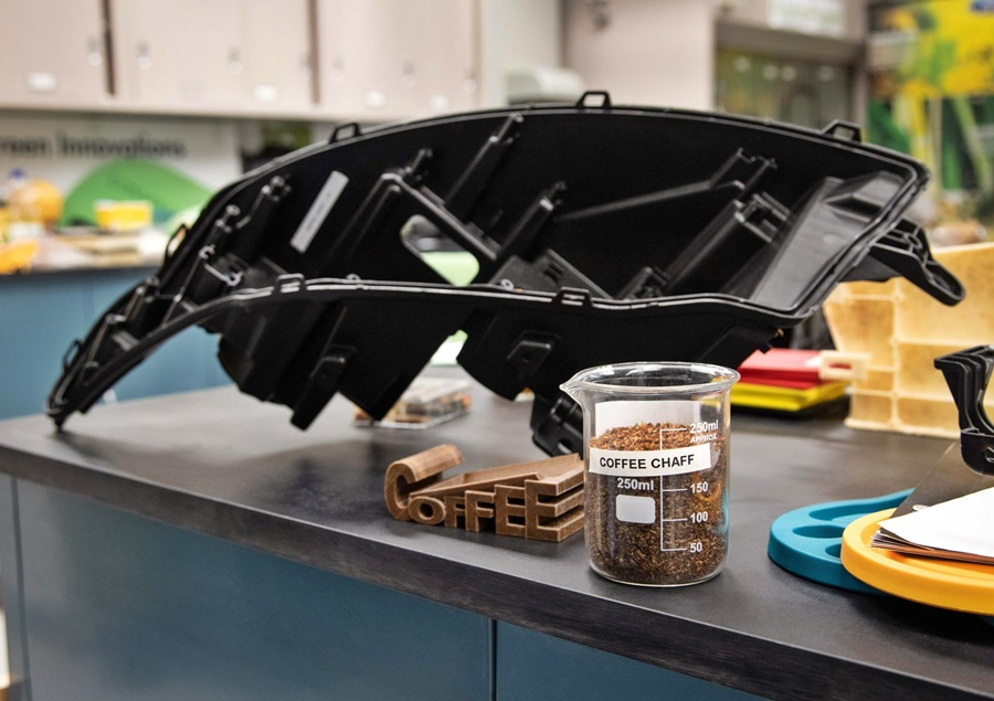 Ford recycling coffee