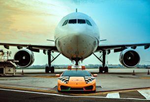 Lamborghini Huracan RWD Follow-Me Car