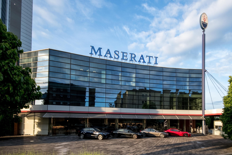 Maserati Headquarters