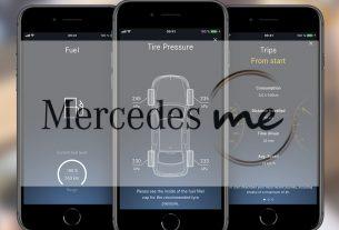 Mercedes me connect 2020