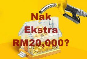 Nak Ekstra RM2000?
