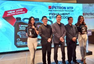 Petron Blaze Racing oil