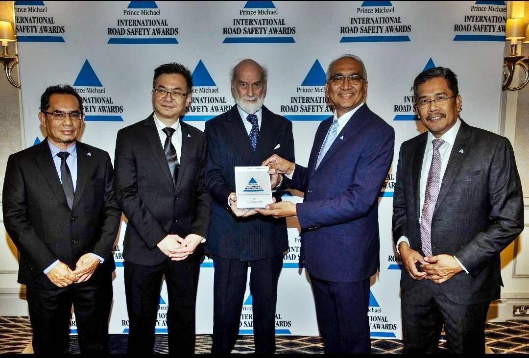 Prince Michael International Road Safety Awards