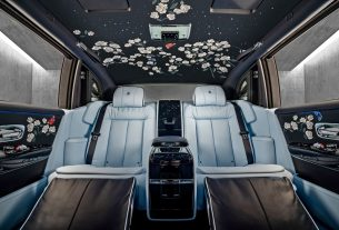 Rolls-Royce Phantom Rose