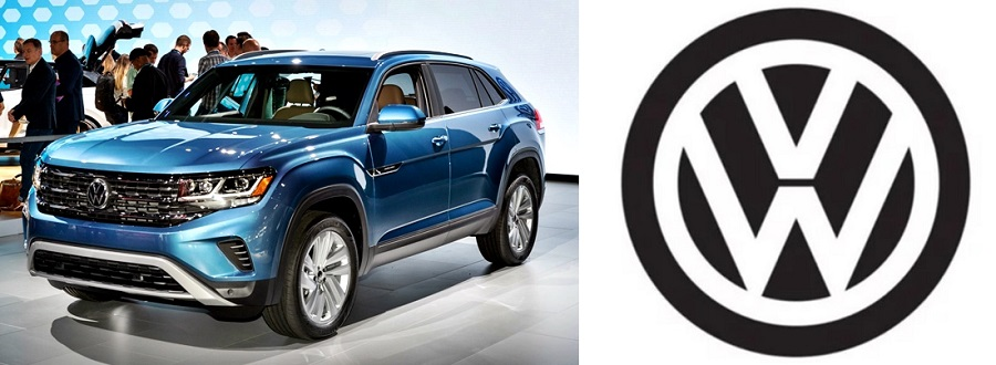 VW Atlas Sport and new logo (1)