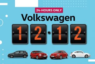 Volkswagen 12.12 Instagram Sale