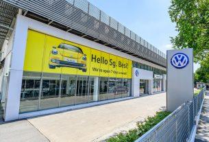 Volkswagen Sg Besi