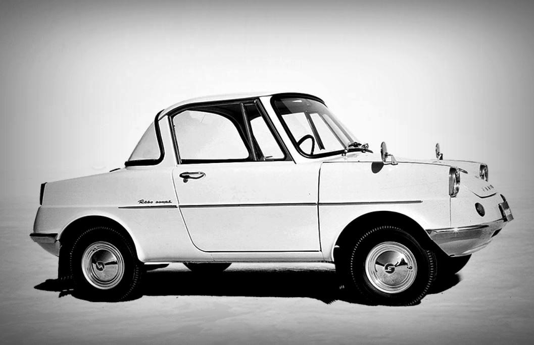 First Mazda car