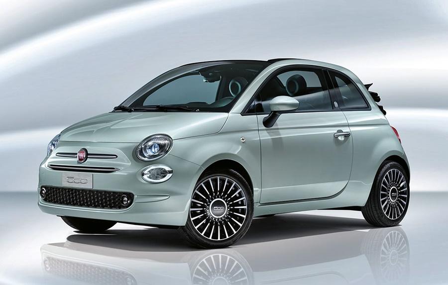 2020 Fiat 500 Hybrid