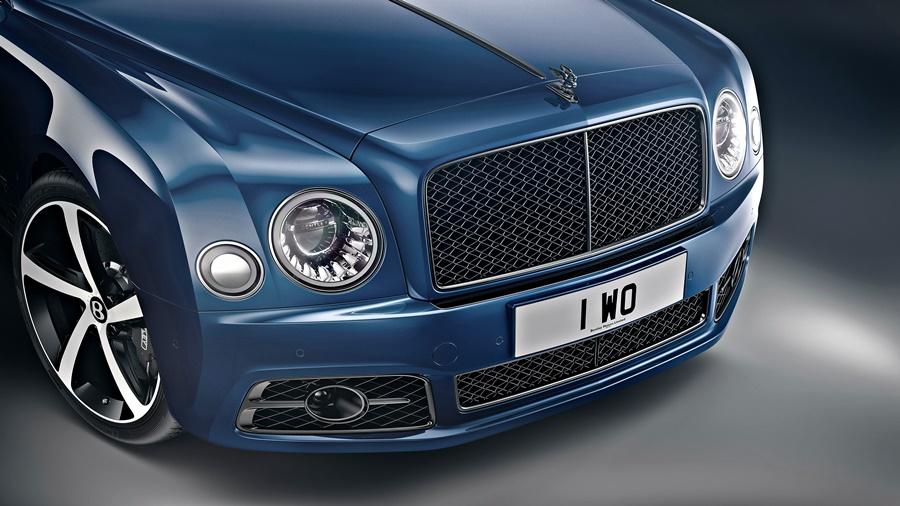 2020 Bentley Mulsanne 6.75 Edition by Mulliner