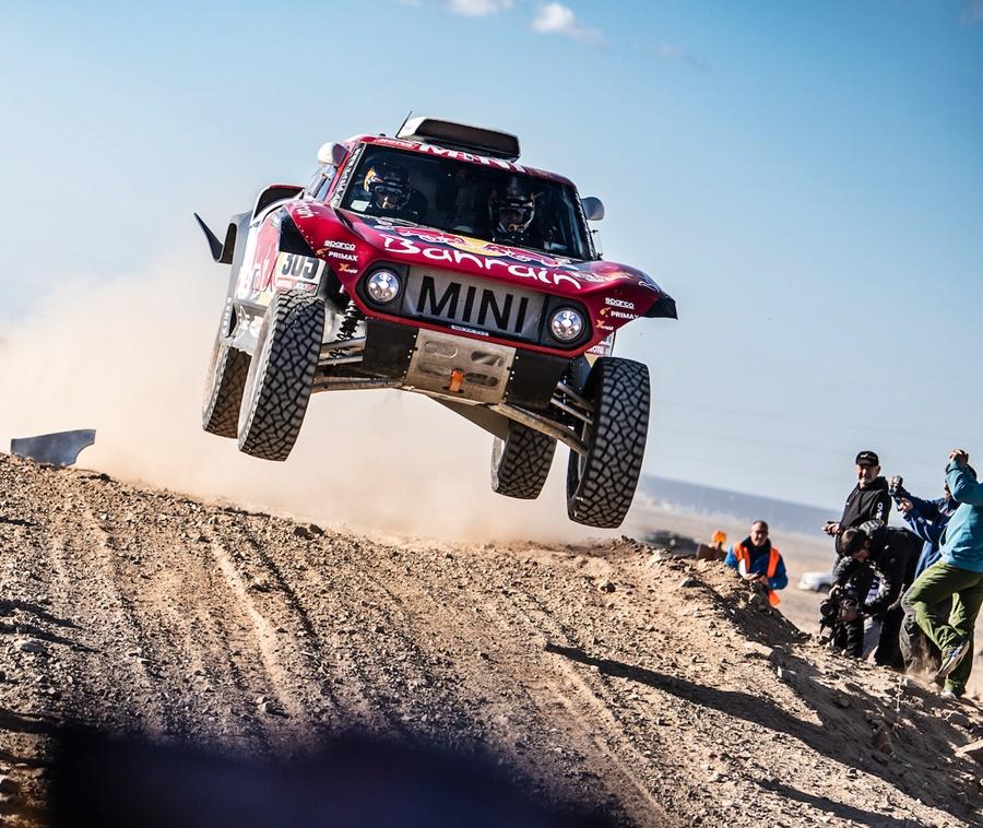 2020 Dakar Rally MINI