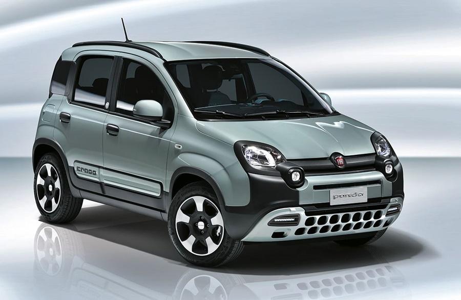 2020 Fiat Panda Hybrid