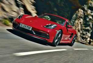 2020 Porsche 718 GTS