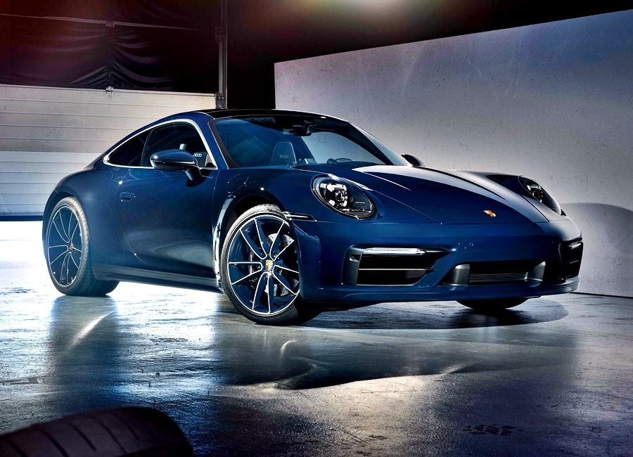 2020 Porsche Belgian Legend Edition 992