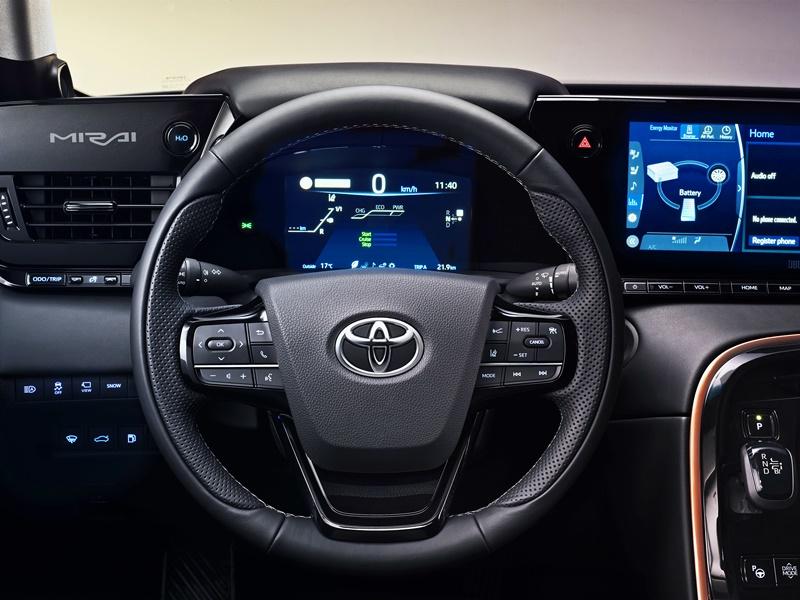 2021 Toyota Mirai FCEV