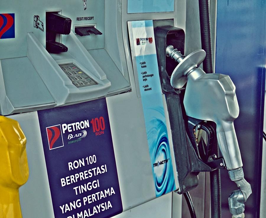 Petron ATM card payment