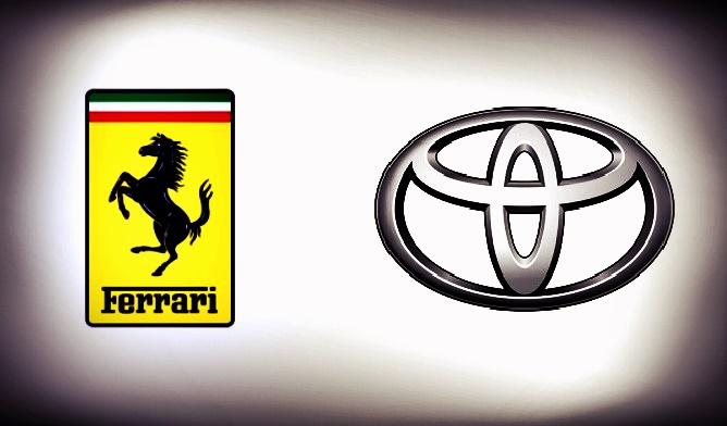 Ferrari Toyota