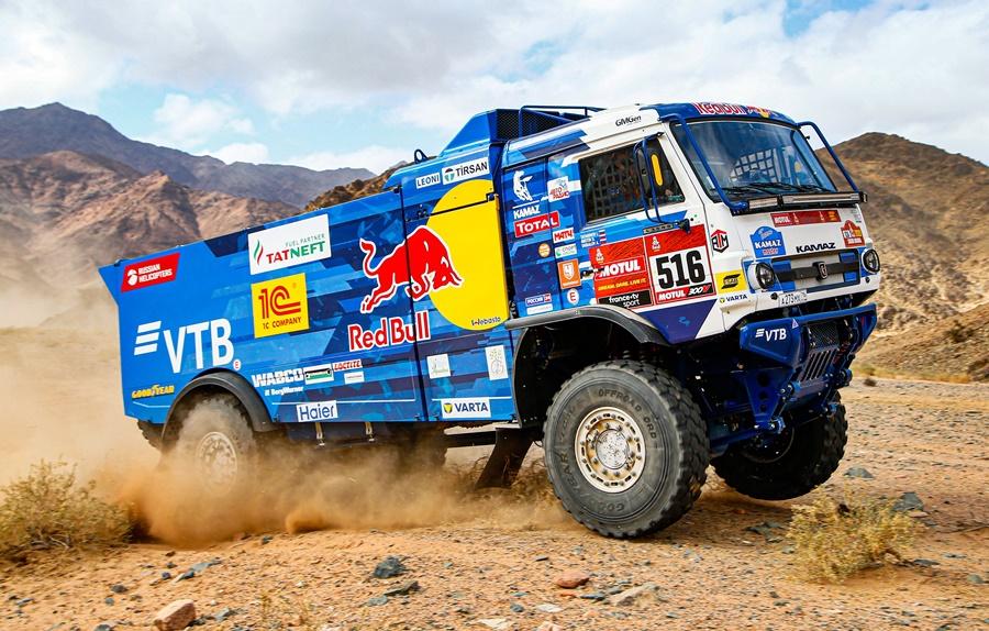 KAMAZ 2020 Dakar Rally