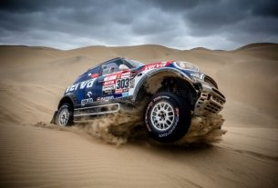 MINI 2020 DAKAR RALLY