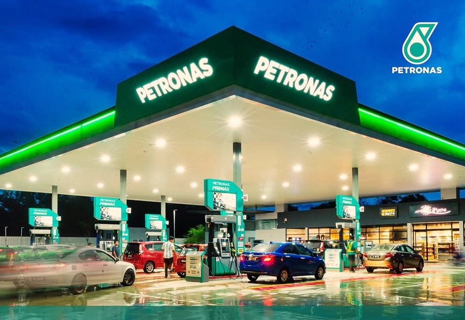 PETRONAS STATION